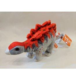 Wild Republic Plush Dinosaur - Print Stegosaurus