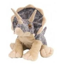 Wild Republic Plush Dinosaur - Triceratops