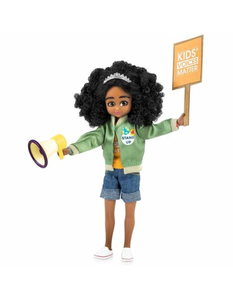 Schylling Toys Lottie Doll - Kid Activist