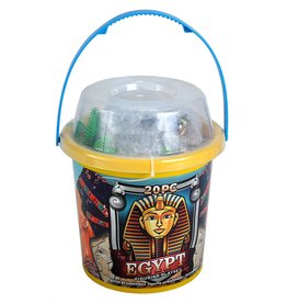 Wild Republic Bucket - Valley of The Kings Egypt (20 Pieces)