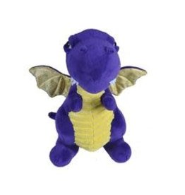 Wild Republic Plush Dragon - Purple