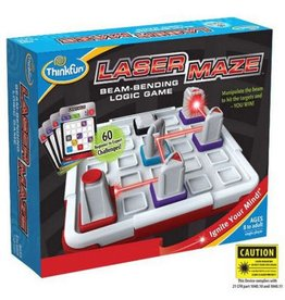 Think Fun Laser Maze Beam-Bending Logic Game
