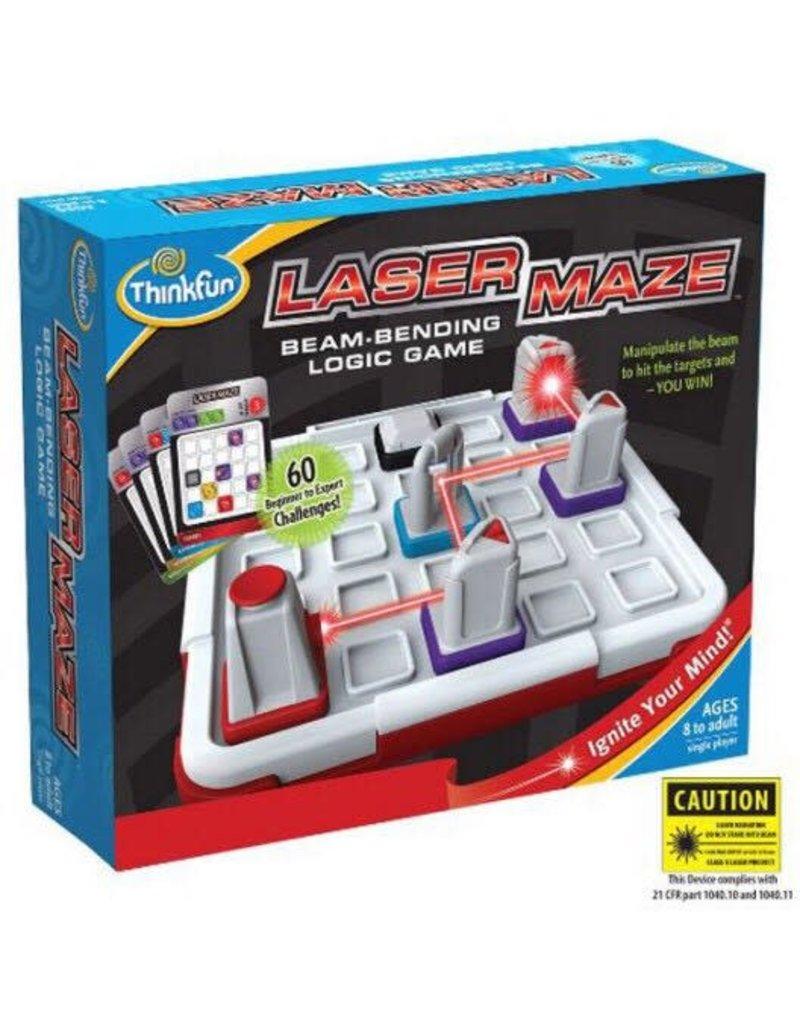 Think Fun Laser Maze Beam-Bending Logic Game