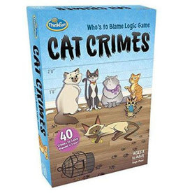 Think Fun Game - Cat Crimes
