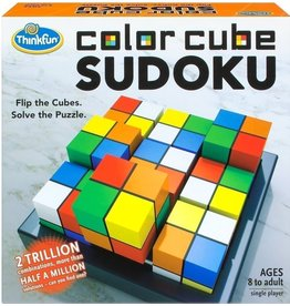 Think Fun Game - Color Cube Sudoku