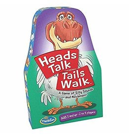 Think Fun Game - Heads Talk Tails Walk