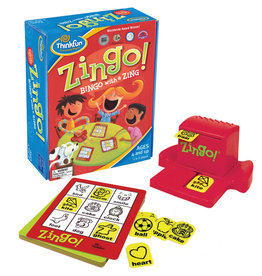 Think Fun Game - Zingo
