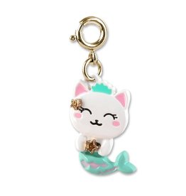 CHARM IT! Charm It! Gold Purrmaid Charm