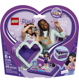 LEGO LEGO Friends - Emma's Heart Box