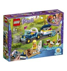 LEGO LEGO Stephanie's Buggy & Trailer