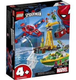 LEGO LEGO Spider-Man Doc Ock Diamond Heist
