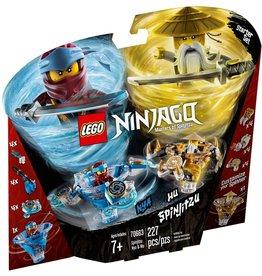 LEGO LEGO Ninjago - Spinjitzu Nya & Wu