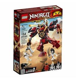 LEGO LEGO NInjago - Samurai Mech