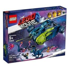 LEGO LEGO The LEGO Movie 2: Rex's Rexplorer!