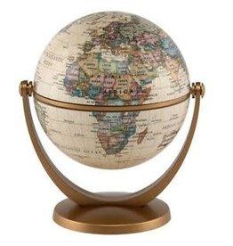 "Round world 4"" Antique GyroGlobe"
