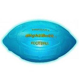 Tangle Tangle NightBall Football Blue