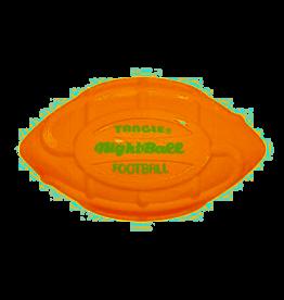 Tangle Tangle NightBall Football Orange