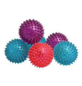 Tedco Toys Spiky Ball - Flashing Meteor