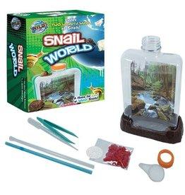 Tedco Toys Snail World