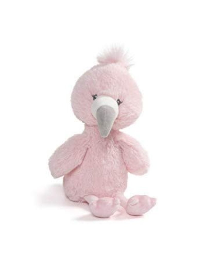 Gund Plush Baby Toothpick Flamingo