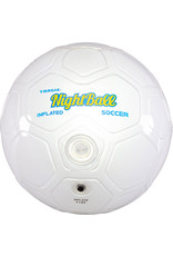 Tangle Tangle Night Soccer - Inflatable - Pearl White