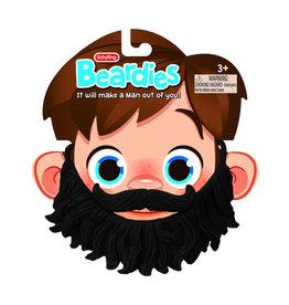 Schylling Toys Beardies (Black or Brown)