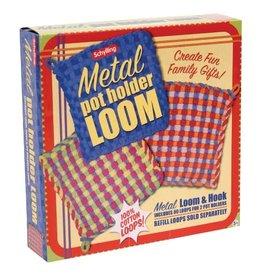 Schylling Toys Craft Kit Metal Potholder Loom
