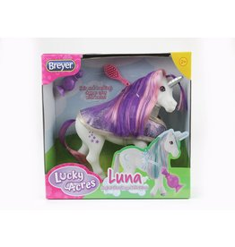 Reeves International Breyer Luna Bath Time Unicorn