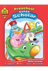 School Zone Preschool Super Scholar
