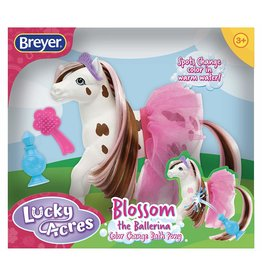 Breyer Breyer Blossom the Ballerina Color Change Horse - NEW
