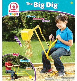 Reeves International The Big Dig