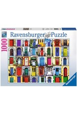 Ravensburger Ravensburger Doors of the World Puzzle