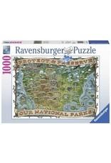 Ravensburger Ravensburger Protect and Preserve USA Puzzle