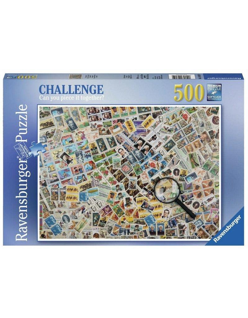 Ravensburger Ravensburger Stamps Challenge Puzzle