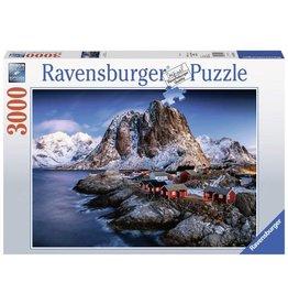 Ravensburger Hamnoy 3000 pc Ravensburger Puzzle