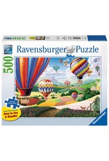 Ravensburger Brilliant Balloons Puzzle 500 Pieces