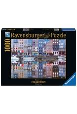 Ravensburger Ravensburger Puzzle - Honefleur Reflection Puzzle (1000 Pieces)