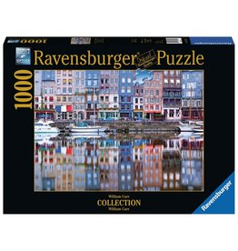 Ravensburger Honefleur Reflection Puzzle 1000 Pieces