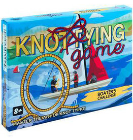 Channel Craft Knot Tying Game - Boater's Challenge