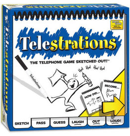 USAopoly The Original Telestrations