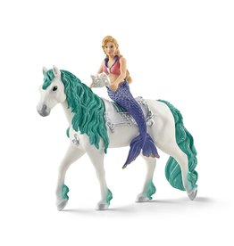 Schleich Schleich Mermaid on a Unicorn - Gabriella