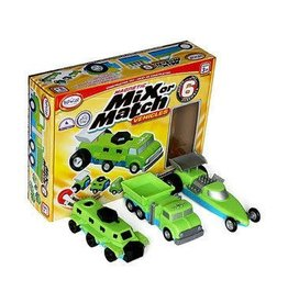 Popular Playthings Magnetic Mix or Match Vehicles