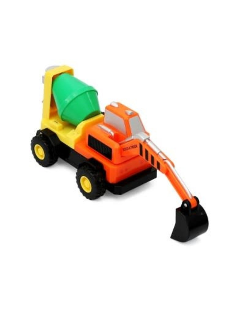 Build A Truck >> Popular Playthings Magnetic Build A Truck Construction