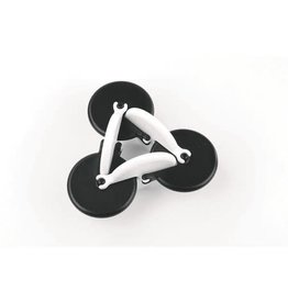playableART Object for Spatial Manipulation - Black and White