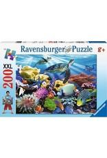 Ravensburger Ravensburger Puzzle - Ocean Turtles (200 Pieces)
