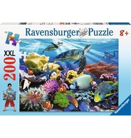 Ravensburger Ravensburger Puzzle - Ocean Turtles - 200 Piece