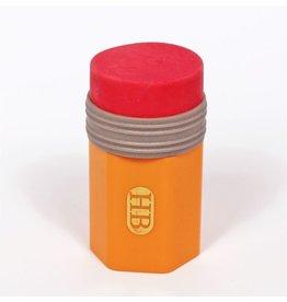 Streamline Pencil Top Sharpener & Eraser Set