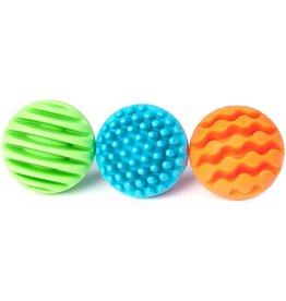Fat Brain Toys Baby Sensory Rollers