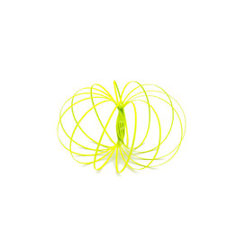SpinBalls LLC Fun in Motion Glozi The Glow in The Dark Mozi - Yellow