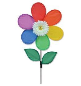 """Premier Kites White Daisy 12"""" Flower Spinner"""